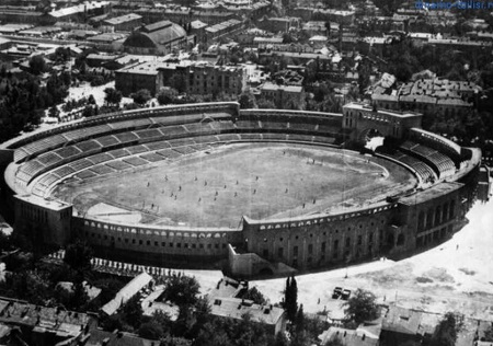 стадион динамо тбилиси